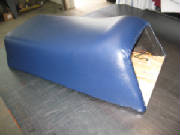 Vintage Snowmobile Seat Cover Pictures