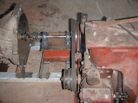 Building A Gas Engine Powered Winch