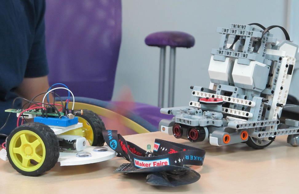 Lego-based robots